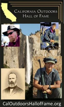 California Outdoors Hall of Fame Banner Ad